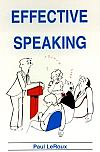 Effective Speaking: Teacher Guide and Student Booklet